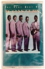 THE VERY BEST OF THE COASTERS!! (Cassette, 1994, Rhino) BRAND NEW!