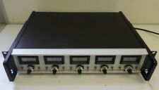 Unit Instruments URS-100-5 Five Channel Flow Readout