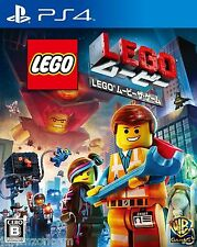 LEGO movie The Game SONY PS4 PLAYSTATION JAPANESE NEW JAPANZON