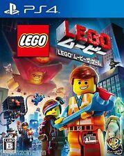 Lego Movie the Game Sony Playstation Japanese Japanzon Com