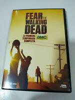 Fear the Walking Dead Primera Temporada 1 Completa - 2 x DVD - 5T