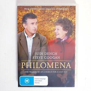 Philomena Movie DVD Region 4 AUS Free Postage - Drama True Story
