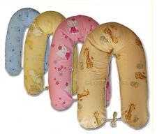 XXL Bezug für Stillkissen Baby Lagerungskissen Lang Seitenschläferkissen 170 cm