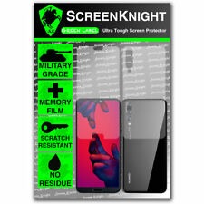 ScreenKnight Huawei P20 Pro - Full Body SCREEN PROTECTOR - Military Shield