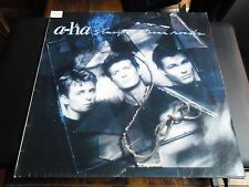 33 TOURS / LP--A-HA / AHA--STAY ON THESE ROAD--1988