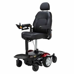 Merits Health P-326D with Seat Elevator (Vision Sport)