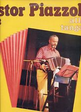 ASTOR PIAZZOLLA allegro tangabile VOL 2 ITALY 1983 EX LP