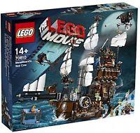 LEGO MOVIE 70810 METALBEARD'S SEA COW IL GALEONE DI BARBACCIAIO RARO ESCLUSIVO