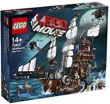 LEGO MOVIE 70810 METALBEARD 'S SEA COW IL GALLEON BY BARBACCIAIO RARE EXCLUSIVE