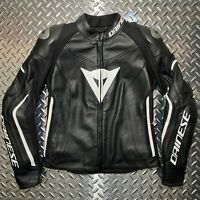 Women's Dainese Assen Lady Leather Motorcycle Jacket Sz EU 40 *New Closeout*