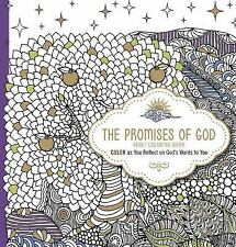 The Promises of God : Color as You Reflect on God's Words to You by Passio...