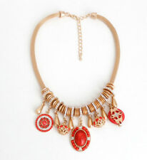 MARNI H&M   Red Necklace
