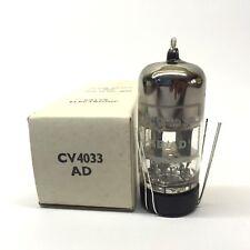 ECC81 CV4033 F6060 12AT7 NOS Brimar UK Ventil Röhren mit fliegenden führen