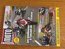 $$$ Revue Moto Magazine N°269 GT EcosseKawa Z 750GantsYamaha 1200Sacoche
