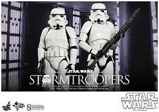 STORMTROOPER SET FIGURE MMS268 Hot Toys 1/6 Star Wars A New Hope