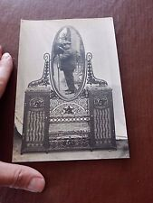 Unknown  surrealist photographer FRANCE  Interwar  super 14 x 20 cm original ph