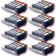 40 Druckerpatronen für CANON IP4200 IP4300 IP4500 IP5200 IP5200R IP5300 mit Chip
