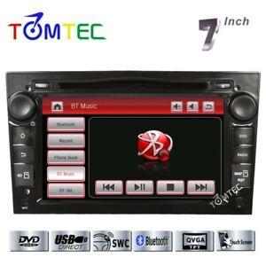 Car Stereo Sat Nav GPS Head Unit  Vauxhall Corsa C/D Vectra Zafira Astra Vivaro