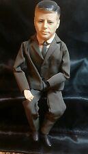 Vintage Scarce John F. Kennedy JFK Original Kamar doll flexible arm & legs