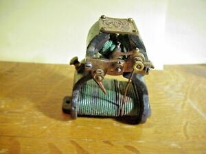 K&D No. 1  PORTER  Edison Bipolar DIRECT CURRENT Electric FAN MOTOR