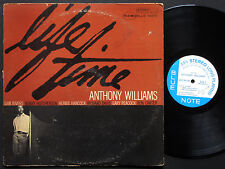 ANTHONY WILLIAMS Life Time LP BLUE NOTE BST 84180 US 1964 NY EAR Herbie Hancock