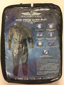 RAINGUARD Einteiliger Wasserdichter Anzug für Motorradfahrer XXL