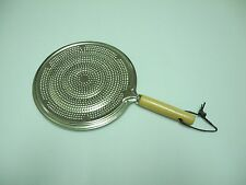 NEW SIMMER RING MAT Simmermat Slow Cook Pan Gas Electric Stove Heat Diffuser