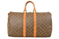 Louis Vuitton Monogram Keepall 45 Travel Bag M41428 - YG00112