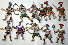 early learning centre elc roman gladiators centurion etc figures toy soldiers