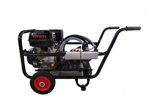 13HP Loncin Petrol Industrial Pressure Power Washer Jet Wash 3000PSI 21 LPM