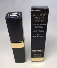 CHANEL - Rouge Coco Shine - 62 MONTE-CARLO - Hydrating Sheer Lipshine - 3g/0.1oz