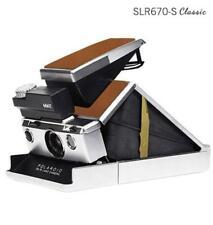 MiNT SLR 670-S Classic Brown Polaroid SX-70 Land Camera