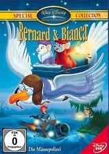 DVD WALT DISNEY - BERNARD + BIANCA - DIE MÄUSEPOLIZEI - SPECIAL COLLECTION * NEU