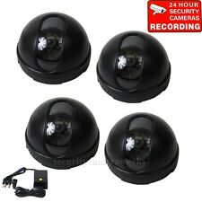 4 Dome Security Camera Indoor SONY CCD Wide Angle for Home DVR Surveillance b4p