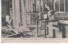 La Grande Guerre 1914-16 - Bombardement de VERDUN - Le Musée de l'Archevêché