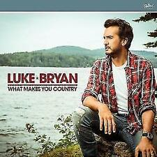 Luke Bryan - What Makes You Country  CD  NEU   (2017)
