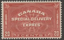Kappysstamps S724 Canada Special Delivery Scott # E5 Mint Hinged Catalog $100.00
