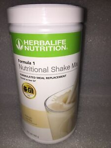 Herbalife F1 French Vanilla  Nutritional Shake Long Expiry 560g X1