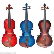 Instruments à cordes d'orchestre 3/4