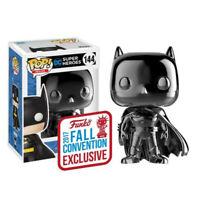 Funko Pop! DC Super Heroes #144 Batman 2017 Fall Convention Exclusive *Damaged
