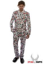 Herren-Kostüme & -Verkleidungen im Anzug-Stil aus Polyester in L