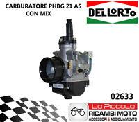 MINARELLI AM6 FANTIC MOTO CABALLERO 50 - 02633 CARBURATORE DELLORTO PHBG 21 CS