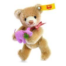 Steiff Teddy Bear Lucky Charm, mohair, mini, EAN 039836
