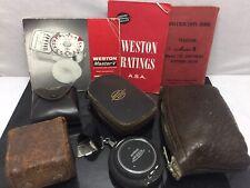 Vintage Camera Light Meter - Job Lot
