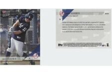2018 Topps NOW BRETT GARDNER Road to Opening Day NEW YORK YANKEES