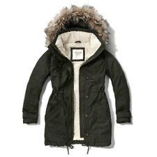 Abercrombie & Fitch Women's Winter Parka Jackets
