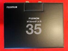 FUJIFILM Fujinon XF 35mm F/1.4 R (Mint Condition) Please Read