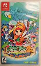 Nintendo Switch Ittle Dew 2 (2017) Tested