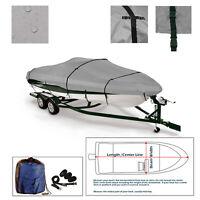 Tracker Pro Guide V-16 SC / V-16 WT Trailerable Fishing Boat Storag cover