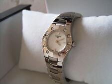Runde Tissot Armbanduhren im Luxus-Stil für Damen